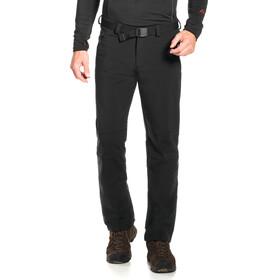 Maier Sports Tech Pants Pantalon Softshell Homme, noir